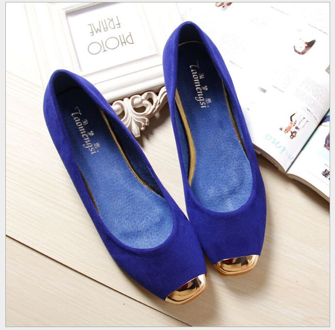 Spring Summer basic Flats for Women fashion dress shoes woman flat heels womens shoe 33-43