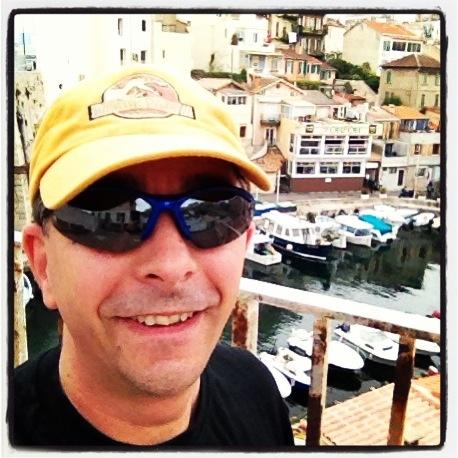 Footing matinal sur la Corniche - Marseille