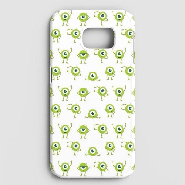 Mike Wallpaper Monsters Inc Samsung Galaxy S7 Edge Case