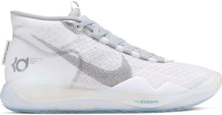 Nike KD 12 White Wolf Grey | Basketball