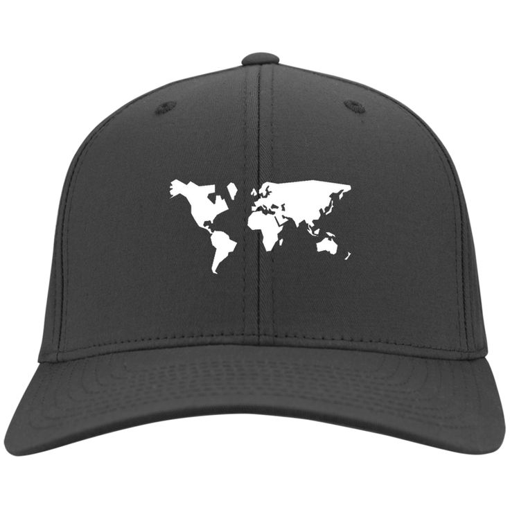 Around the World Cap from Munkberry. Inspired by a love of travel and adventure. These trendy hats are great for everyday, traveling, hiking, camping, outdoors, and more. Great gift idea for women. Baseball caps, hats.