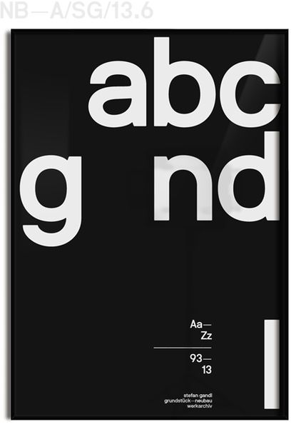 Baubauhaus. Neubau (Berlin) —@9 months ago— typography,black and white,poster,graphic design
