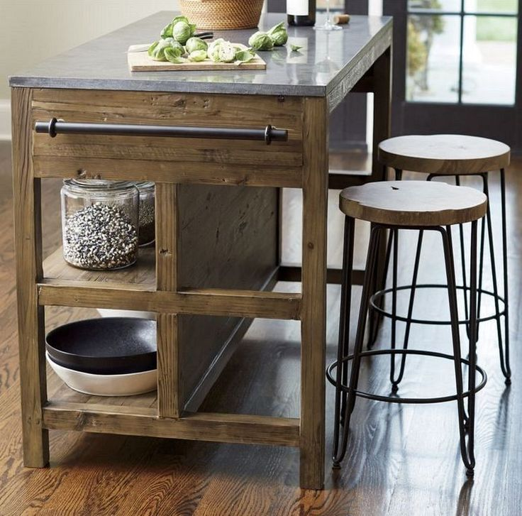 Kitchen Island Ideas (53)