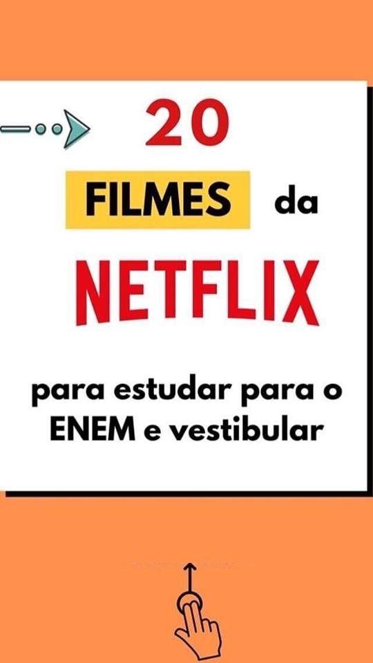 20 Filmes Da Netflix Para Estudar Para O Vestibular Em 2020