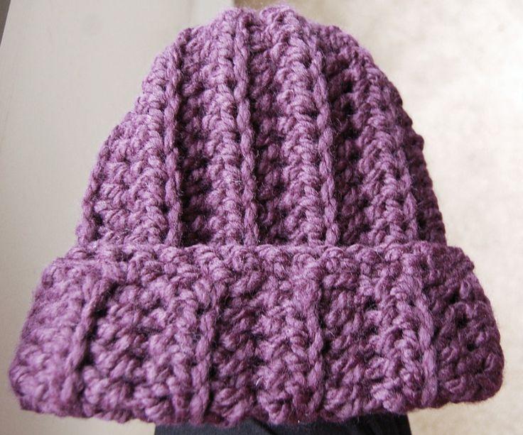 Crochet hat pattern jjcrochet breien en haken haken