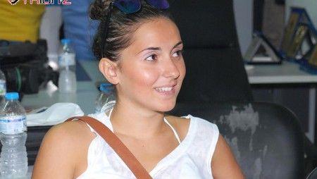 Κωνσταντίνα Πασσιά ΑΘΛΗΤΕΣ / Βόλλεϋ http://oxipiaponos.gr