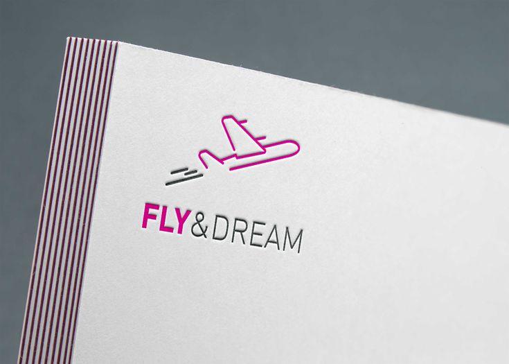 création de logo pour agence de voyage, graphiste Marseille