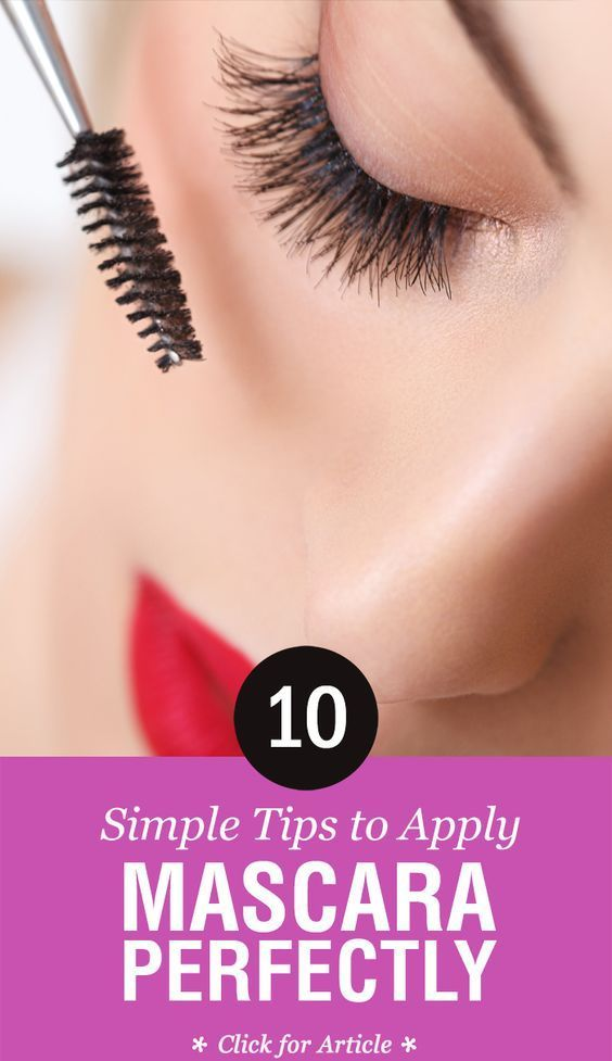 Apply Mascara Perfectly: Now I mean there are so many people who are not wearing mascara properly and they are committing this sin day after day. So, here is a proper guide to wear mascara and also we mention you the essential rules for applying #mascara
