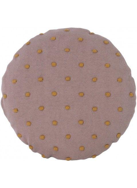 Die Popcorn Kissen von Ferm Living verzaubern uns durch ihr einzigartiges Design und verleihen dem Kinderzimmer einen besonders coolen Look. Mehr Infos findet Ihr unter www.kleinefabriek.com