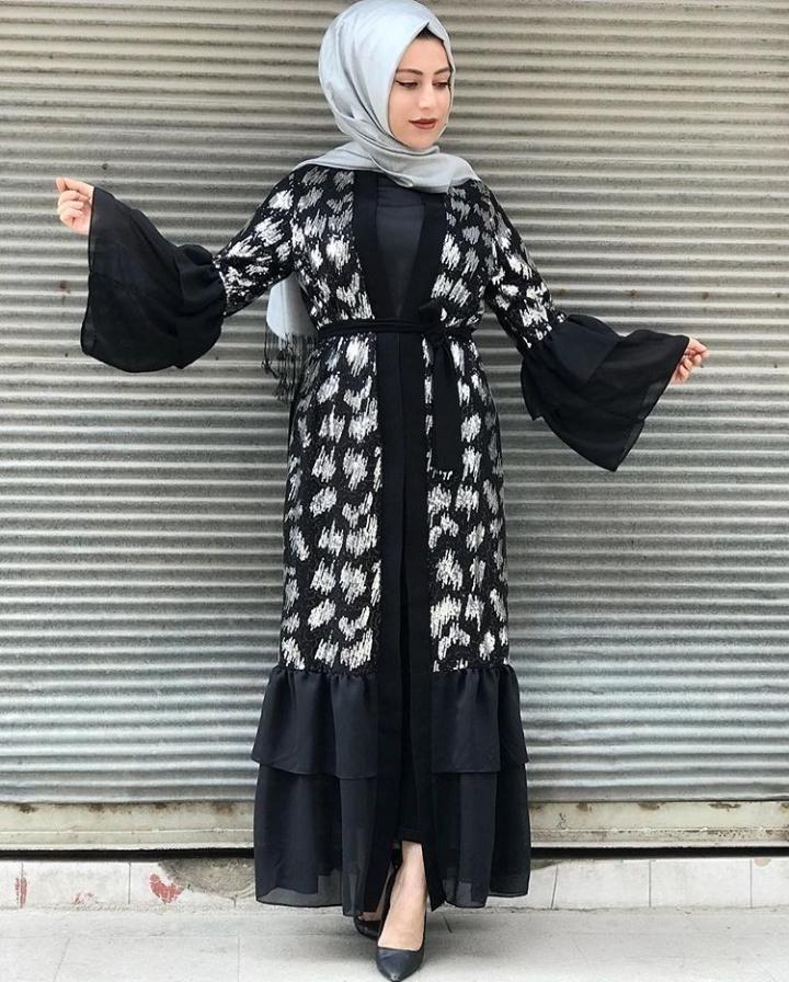 Modern Abaya Styles 2019 50 Meilleures Conceptions Abaya Sur Instagram Hair Trends Modern Abaya Abayas Fashion Abaya Designs