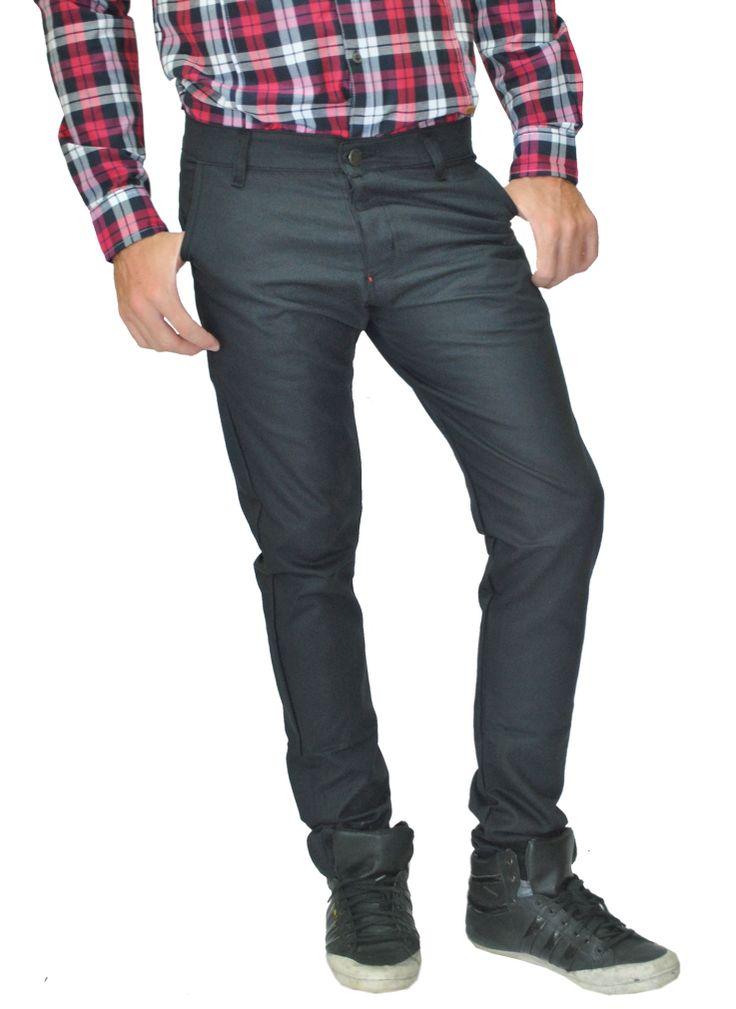 Jean Negro Inkpone Chupin Jean, pantalon, Chupin hombre [] - AR$329,00 : CHAKNA, Tu portal de compras online