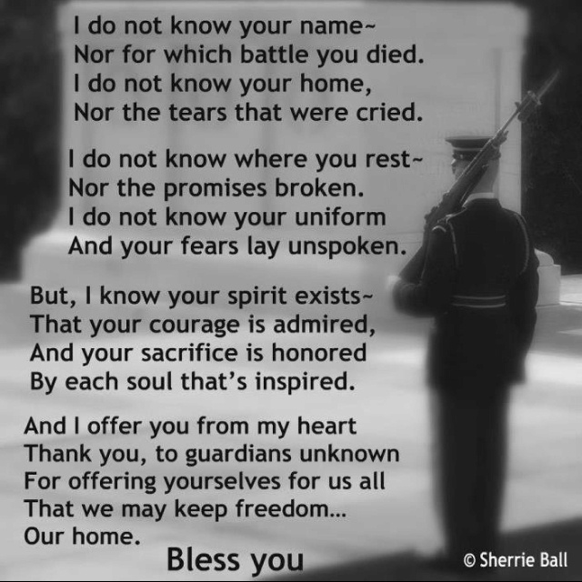 Memorial Day Thank You Quotes: Military Respect