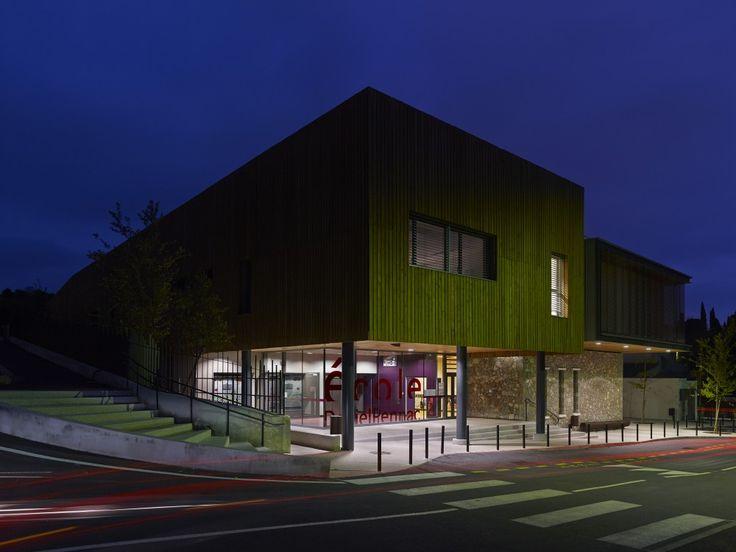La Colle sur Loup / Agence d'architecture Boyer-Percheron-Assus et Associé