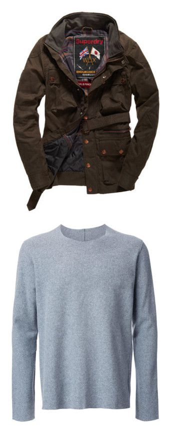"""Max- NG"" by inestrindade on Polyvore featuring men's fashion, men's clothing, men's outerwear, men's jackets, guys, green, mens zip jacket, mens short sleeve jacket, mens jackets and mens waxed jacket"