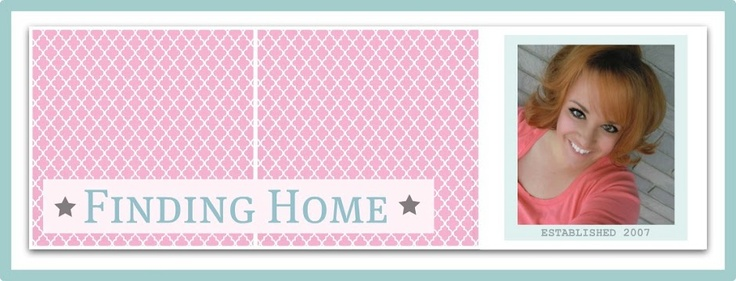 Finding Home; our life binder printables