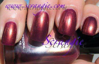 Shivon, from my favorite Zoya collections // Flourish, for winter 2008Polish Collection, Polish Police, Zoya Shivon, Winter 2008, 2008 Flourish, Zoya Collection, Nails Polish, Shivon Zoya, Flourish Collection
