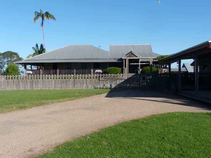 Yandina station homestead