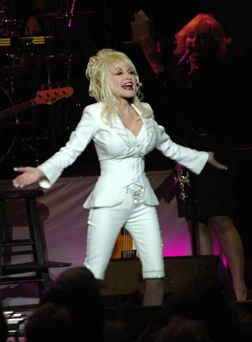 Dolly Parton 'Blue Smoke World Tour'