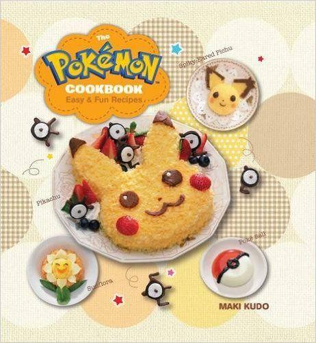 The Pokémon Cookbook: Easy & Fun Recipes (Pokemon): Maki Kudo: 9781421589893: Amazon.com: Books