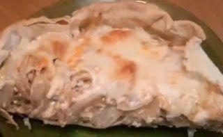 recetasricasysalud: Receta Tarta de cebollas y remolacha