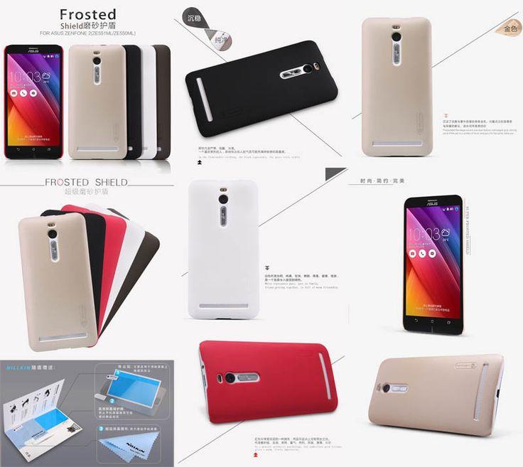 Nillkin Hard Case Asus Zenfone 2 ( ZE550ML / ZE551ML / 5.5 inch ) - Rp 99.000 - kitkes.com