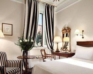 Hotel Eden #ローマ #イタリア #Luxury #Travel #Hotels #HotelEden