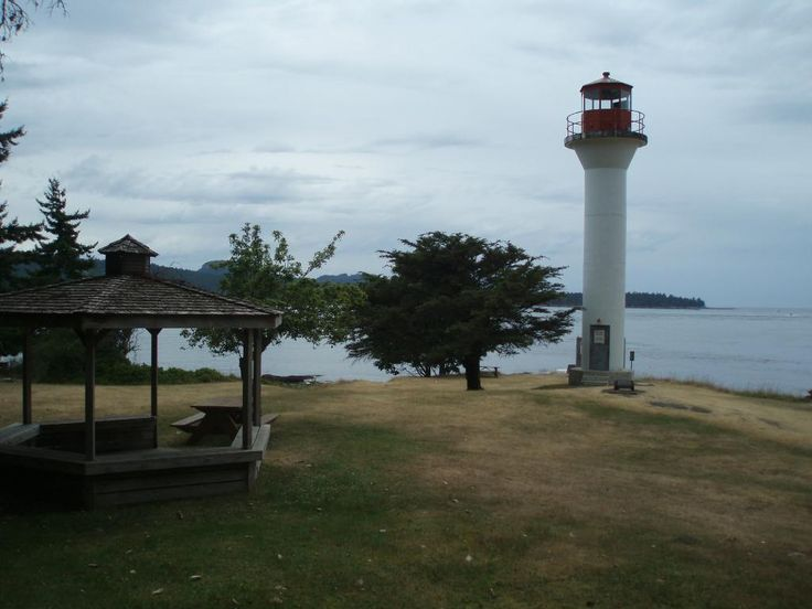 Picnic at the Lighthouse on Mayne
