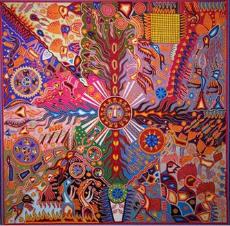 Symbolic Mexican Art