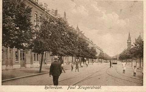 Paul krugerstraat 1915