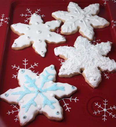 Christmas is my favorite holiday.  I make the BEST homemade sugar cookies!!