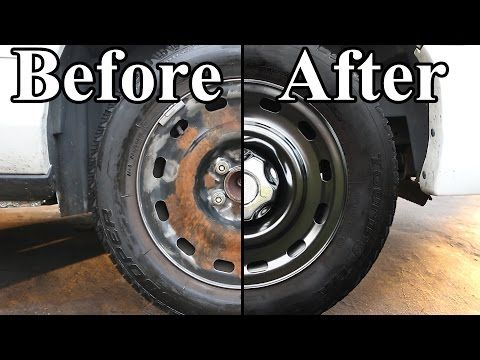 How to Paint the Wheels on your Car - Speed Society