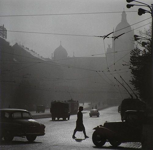 Marie Šechtlová, Praha, 1960
