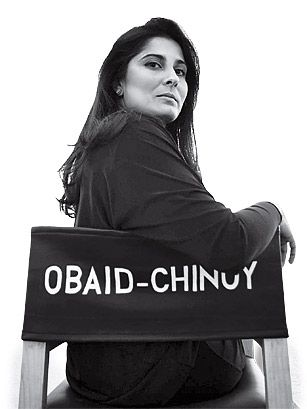 Sharmeen Obaid-Chinoy's documentary Saving Face brought Pakistan's acid-violence problem to the world stage.