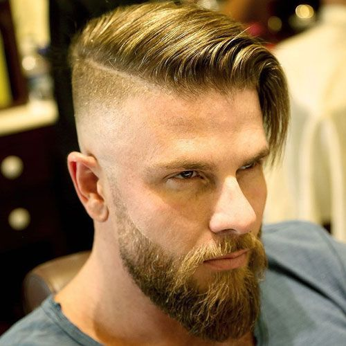 Visit for more  Comb Over  Shaved Sides  Beard  #frisuren #frisurenMnner  The post Comb Over  Shaved Sides  Beard appeared first on frisuren.