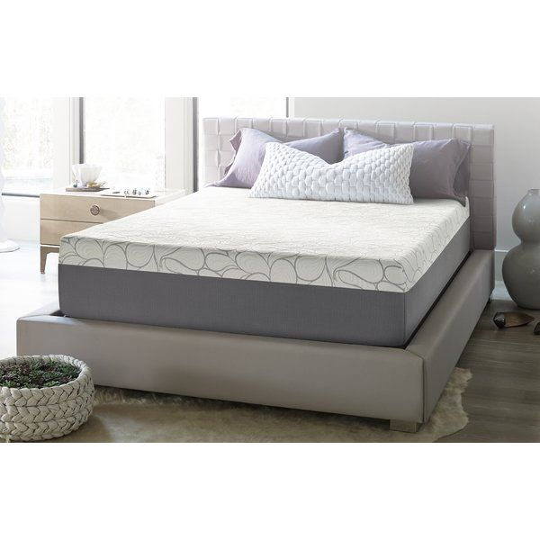 Beautyrest 14 Firm Gel Memory Foam Mattress Memory Foam