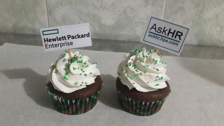 Cupcakes corporativos!