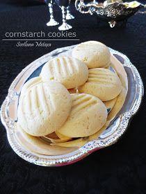 КУЛИНАРНЫЕ ОТКРОВЕНИЯ ОТ СВЕТЛАНЫ МЕТАКСА: Печенье из сгущенного молока и кукурузного крахмала