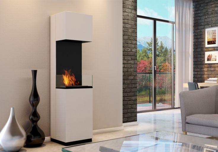 Sierra Bio Ethanol Fireplace