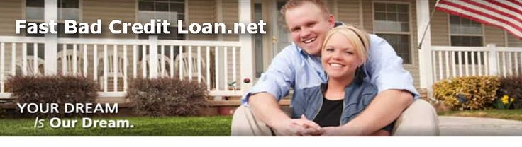 Fast Bad Credit Consolidation and Personal Loans