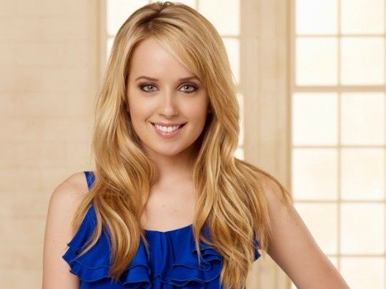 Megan Park-Natalie Waters    Natalie Waters- long straight blonde hair with hone...