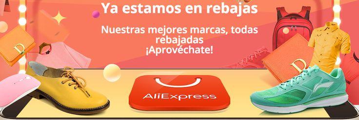 Sabías que Sexto aniversario de AliExpress, las mejores ofertas