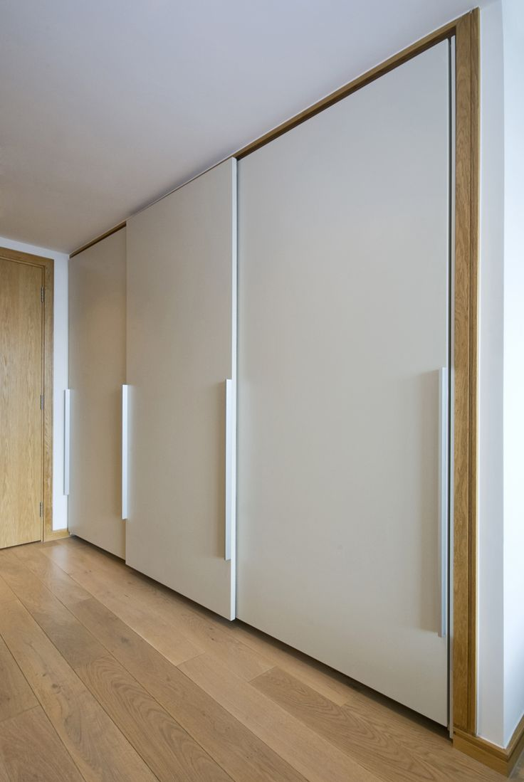wooden sliding wardrobe doors uk - Google Search