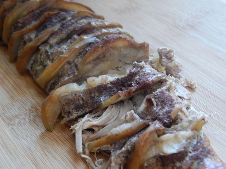 Pork Tenderloin With Apples on Pinterest | Pork tenderloins, Pork ...