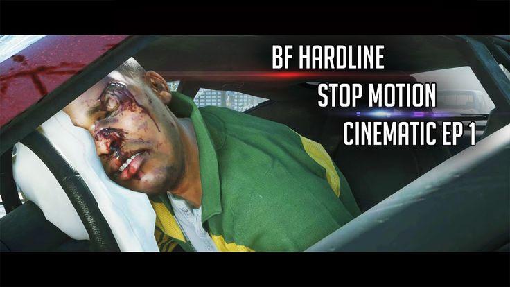 Battlefield Hardline Cinematic Movie Ep1