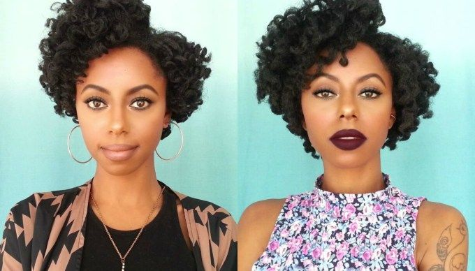6 of the Best Styles for Long or Short 4B/4C Natural Hair -- 2015 Edition