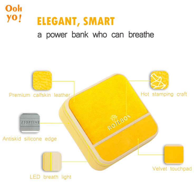 Oohyo designed this power bank specifically for girls http://www.amazon.com/dp/B016ZVV3WG