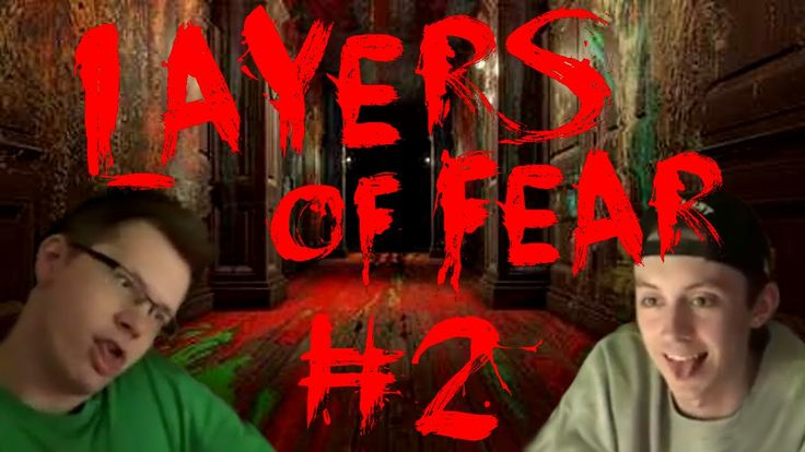 """here's the second epic part of our lets play together """"Layers of Fear"""" :) :D if u want to be a part of our AMAZING community pls subscribe us on our channel  B :) here's a link to our official yt-channel -> https://www.youtube.com/channel/UCOWlbdRy62Y5uYr6G83knzg"""