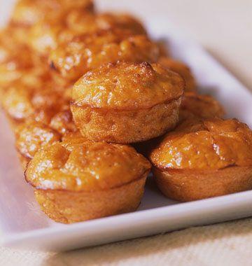 Bouchées au thon - les meilleures recettes de cuisine d'Ôdélices
