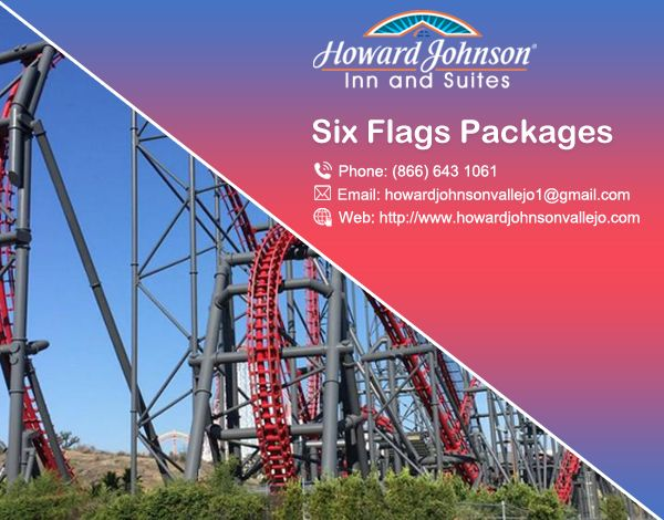 In Howard Johnson  #Six_Flags_Packages daily shuttle is available. Visit At:- http://bit.ly/1NIYf6E