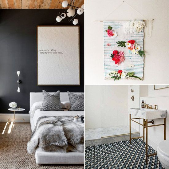 Pinterest Announces the Hottest Home Trends of 2016 & I love them all!